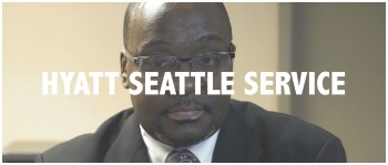 Hyatt Seattle Service Video