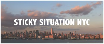 InkMonstr's Sticky Situation NYC Video
