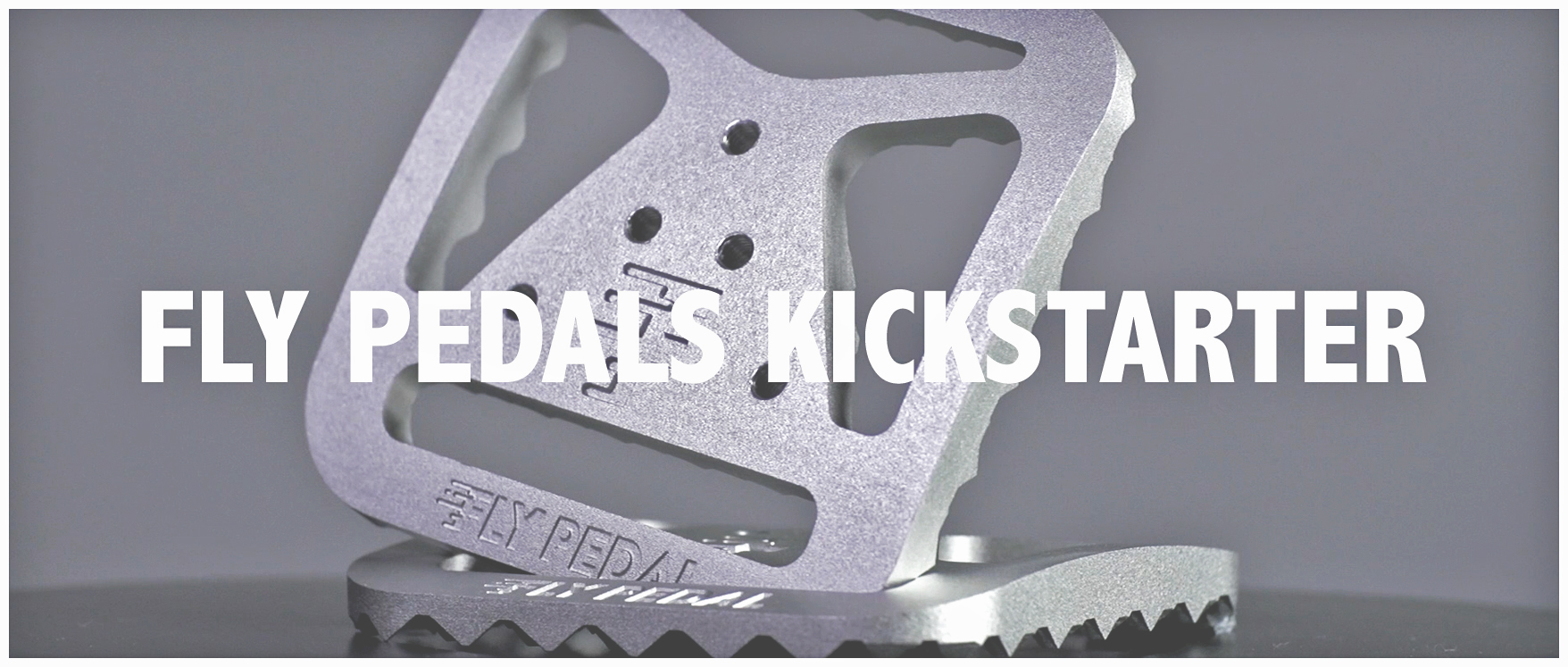 Garlic Media Group's Client Video Examples Fly Pedals Kickstarter