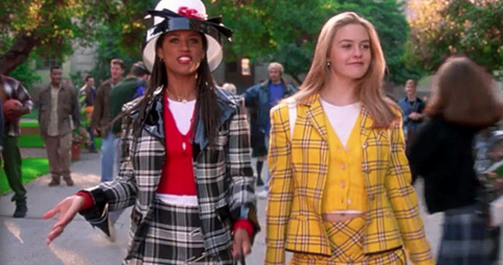 Clueless Fashion Hindsight
