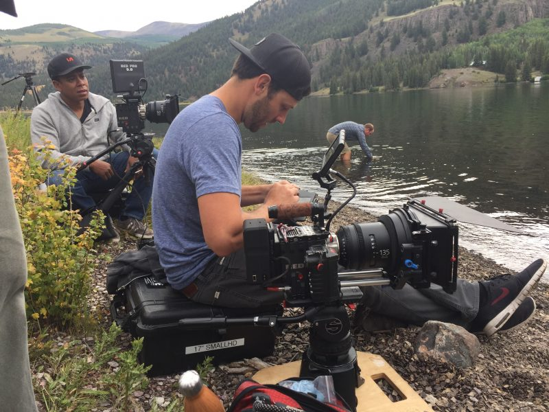 Professional video production in Denver
