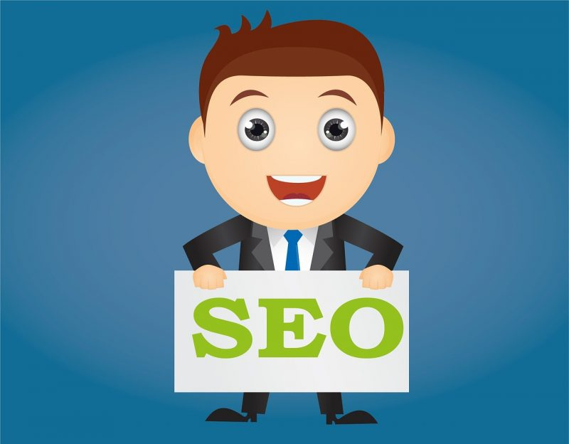 Link building to improve SEO